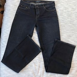Lucky Brand Lolita boot cut jeans